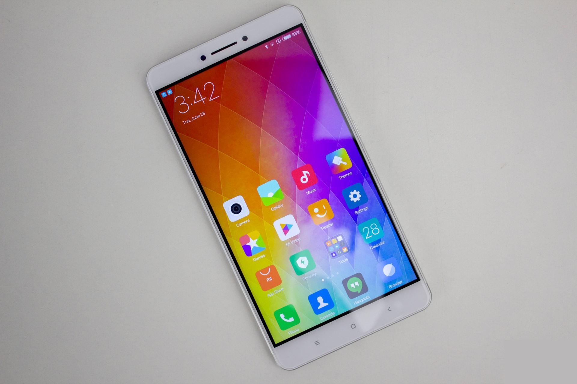 Xiaomi Mi Max AH NS 12