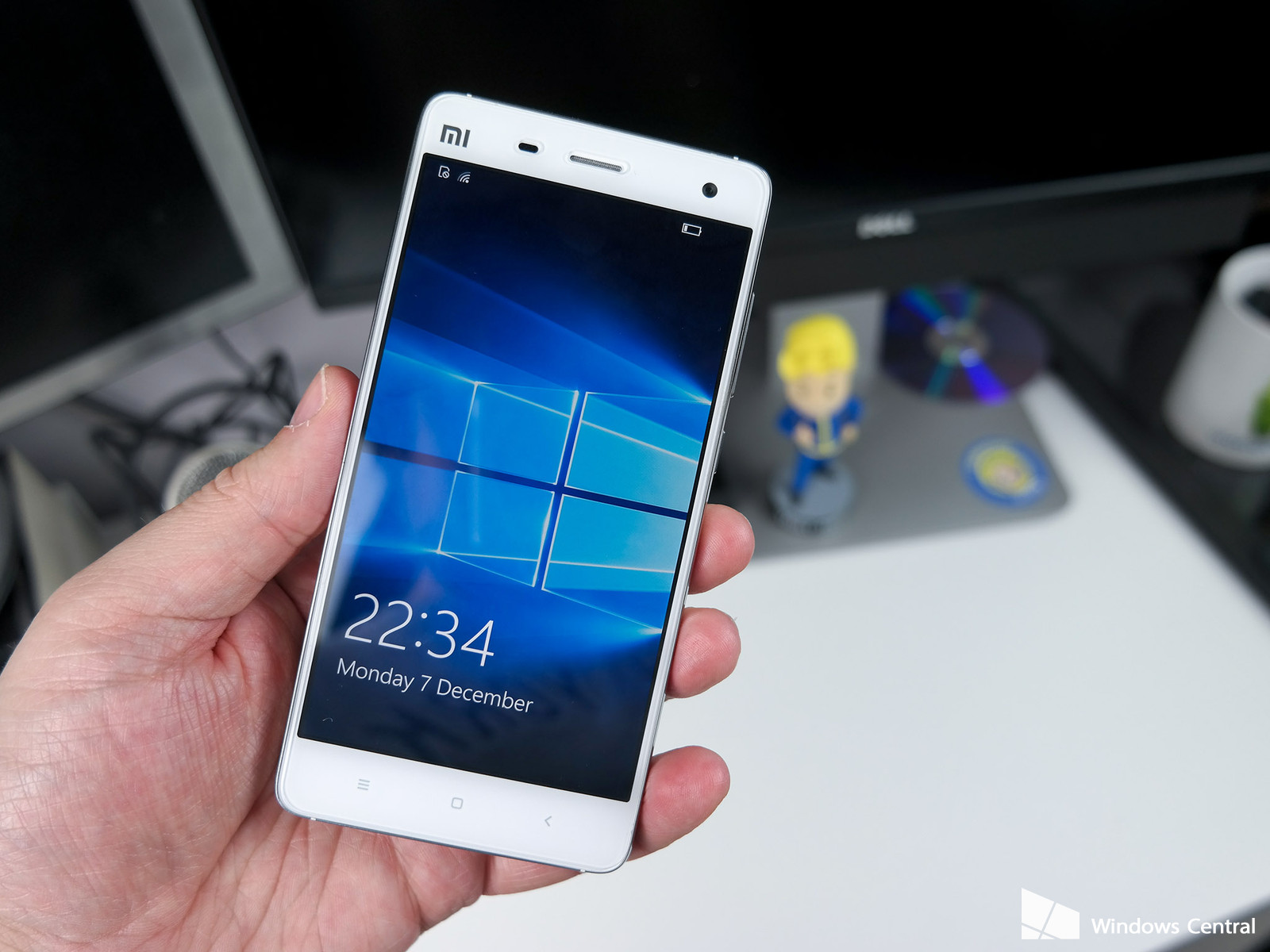 xiaomi mi4 windows 10 lockscreen