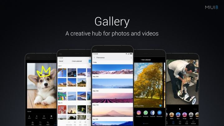 MIUI 8] Gallery App Explained- Here's All You Need To Know