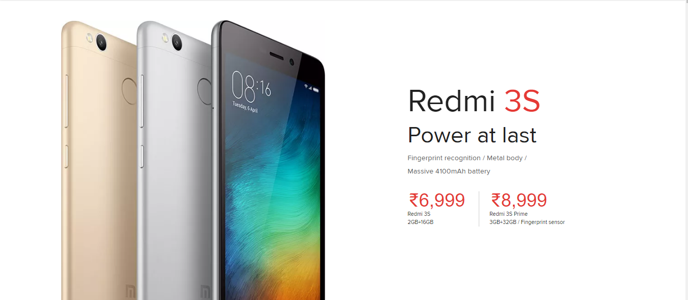 Press Roundup A News Digest Of Xiaomi Redmi 3s And How World Sees Pro 3 32 Gb Rom Global Gold