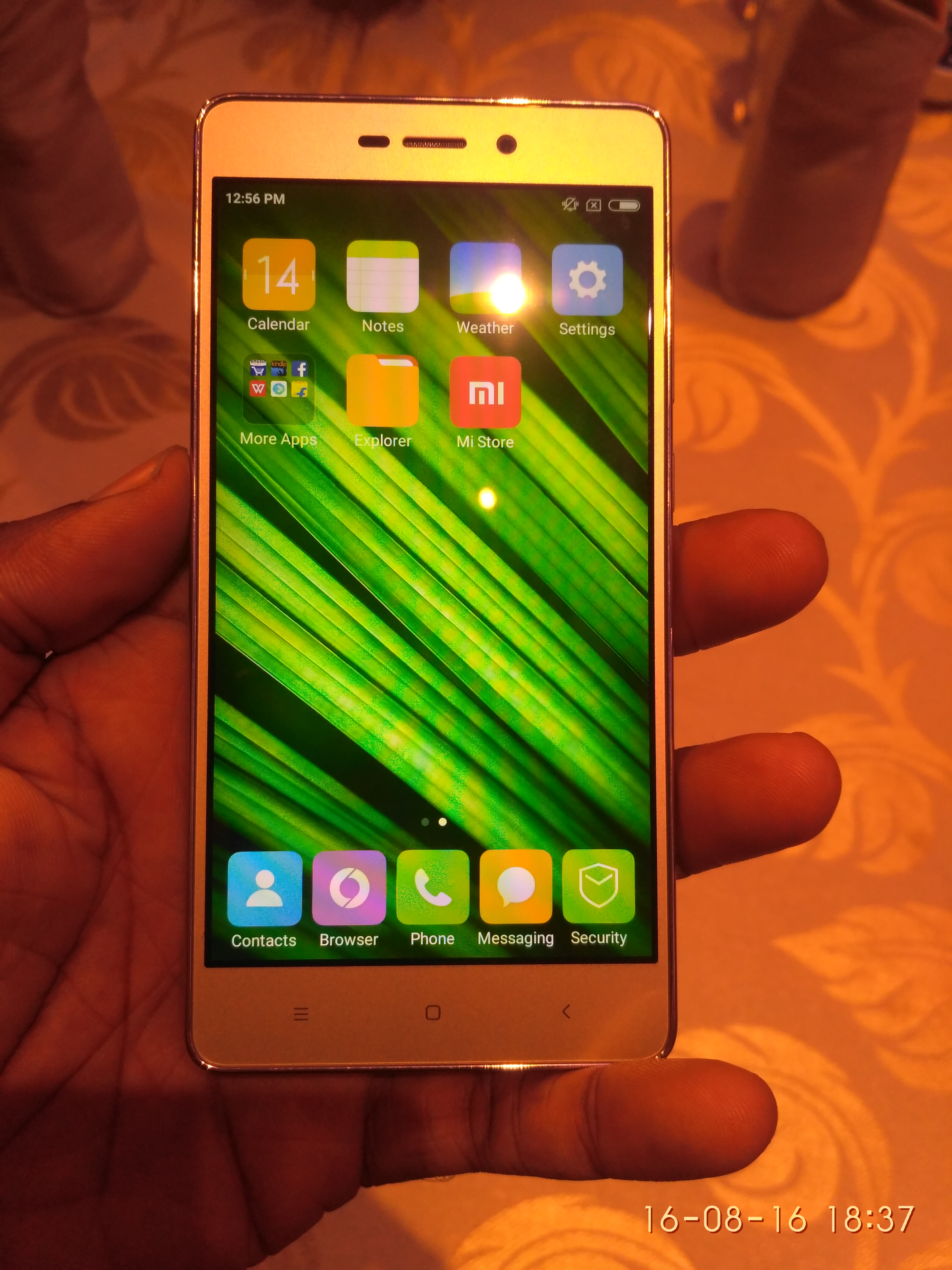 Power At Last]+Incredibly Powerful Redmi 3s Prime,My Hands