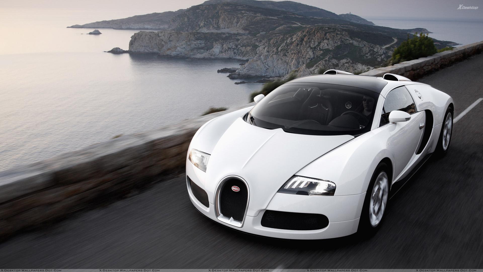 RT Bugatti Veyron Wallpapers