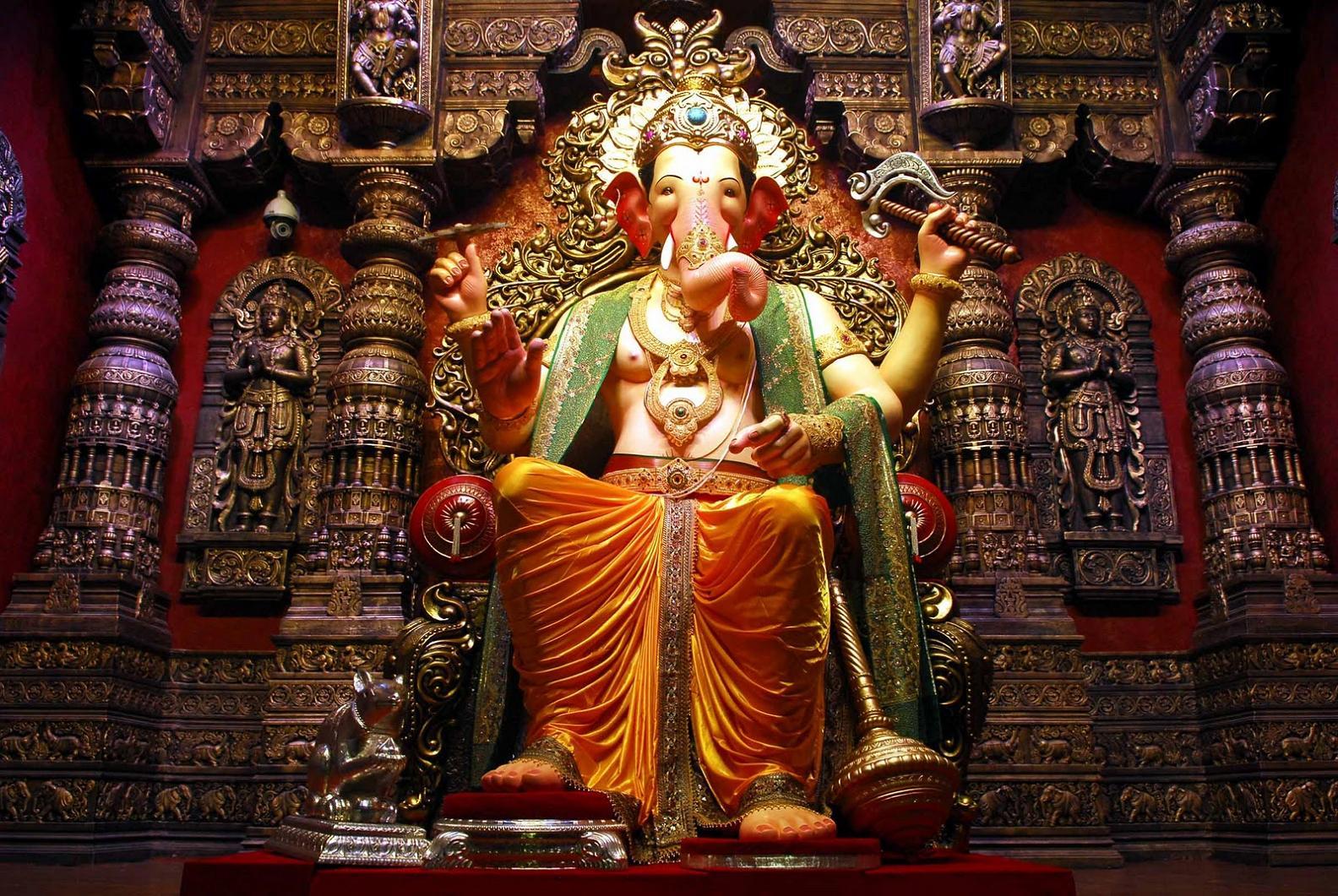 Rt Ganapati Bappa Morya Wallpapers Resources Mi Community