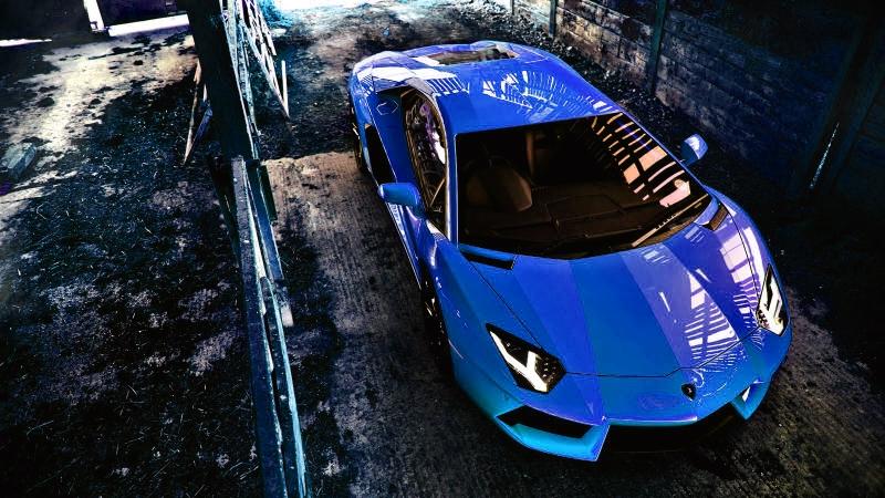 RT Lamborghini Aventador Wallpapers