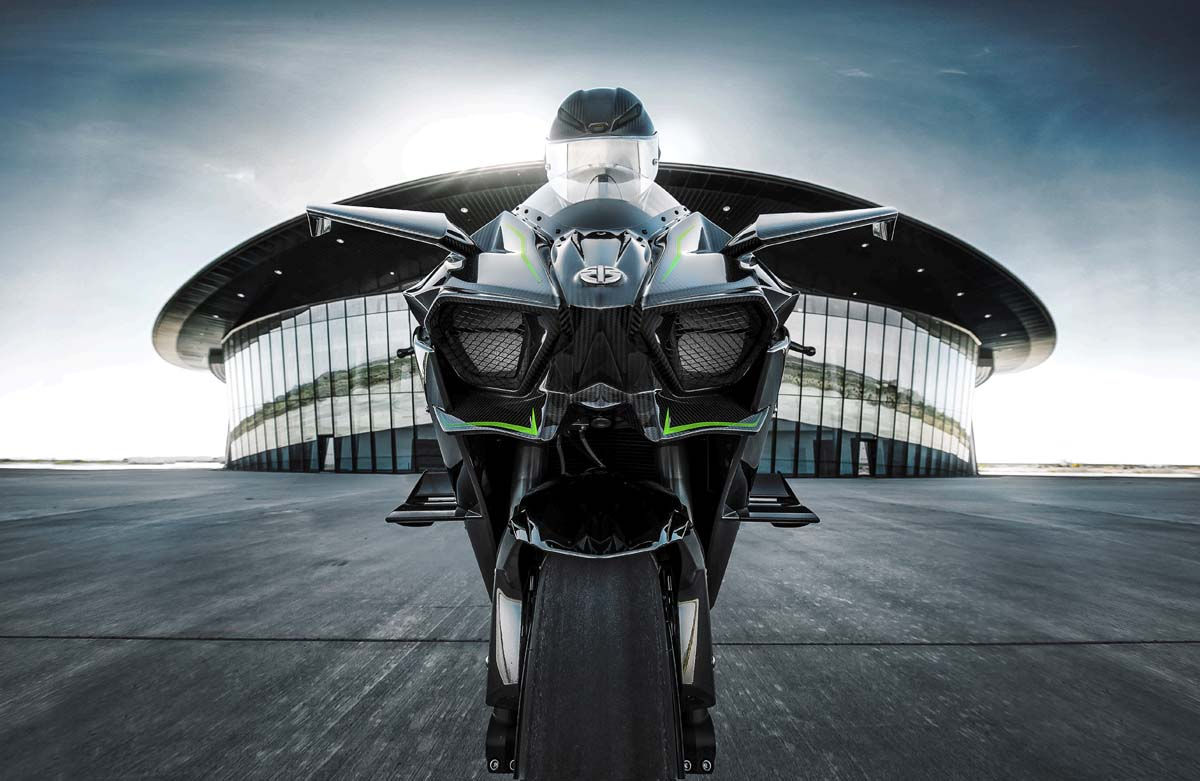 RT Ninja H2R Wallpapers
