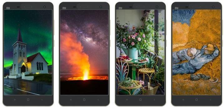 Обои Экрана Сяоми