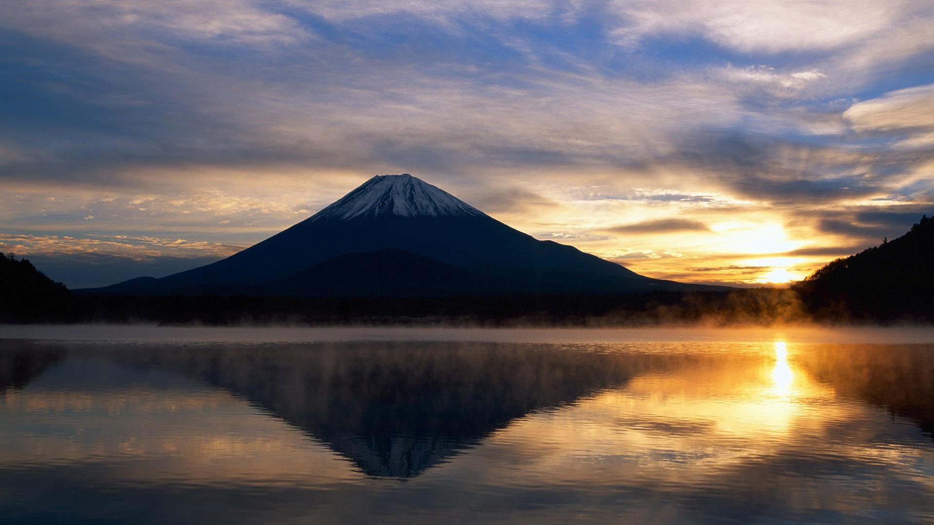 RT Mount Fuji Wallpapers