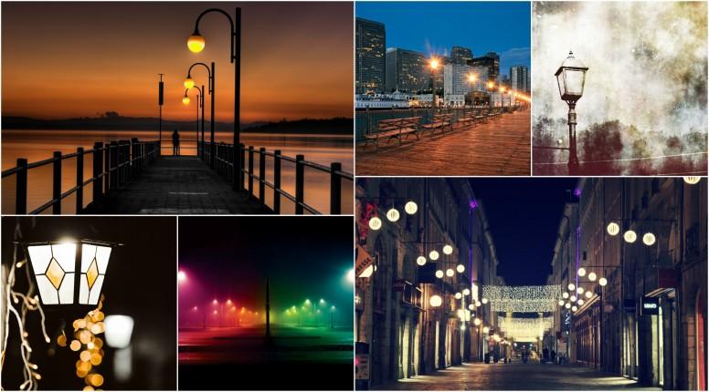 RT Streetlight Wallpapers