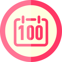 100 Days Check-In