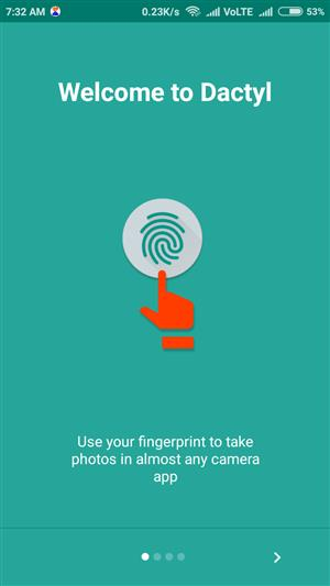 How To Enable Fingerprint Capture In Redmi 3S Prime