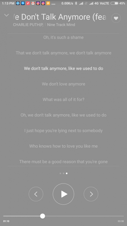 How to add lyrics in MIUI 8 Music player step by step guide  - Tips