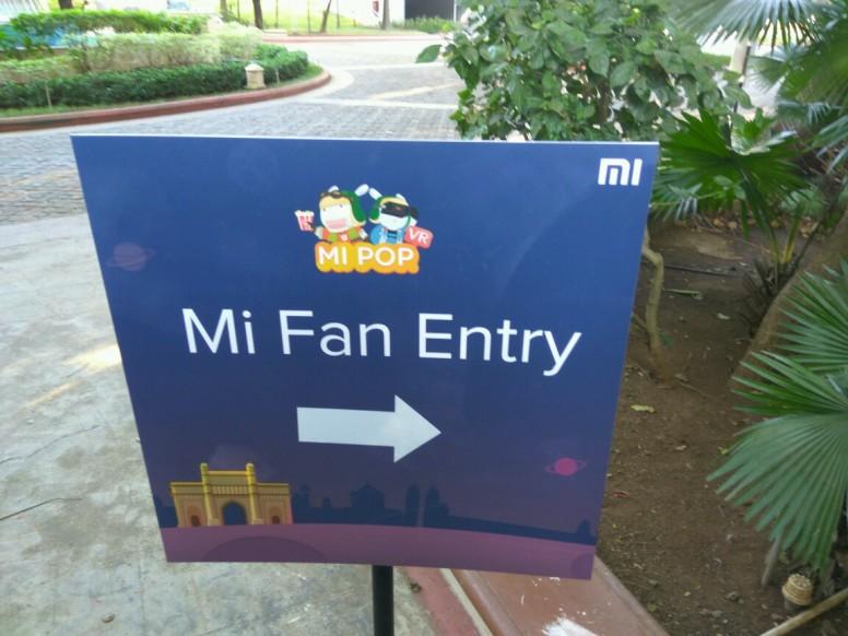 Fan Entry