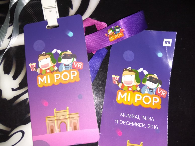 Mi Pop Ticket
