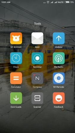 Step by Step guide, To report bug from Feedback Tool  - MIUI