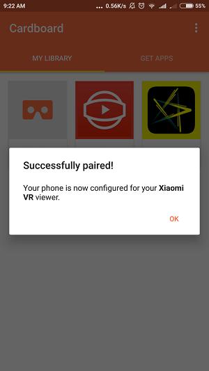 updated}[FIXED] MI VR Play QR Code Issue (Google Cardboard