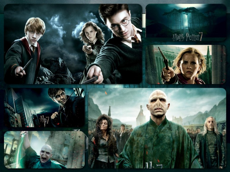 Rtharry Potter 7 Movie Wallpaper For Your Mi Phones