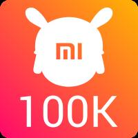 100K members