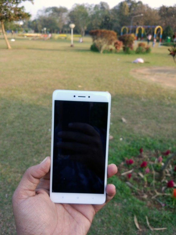 Redmi Note 4 Front