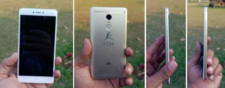 Redmi Note 4 4gb+64gb Golden Colour