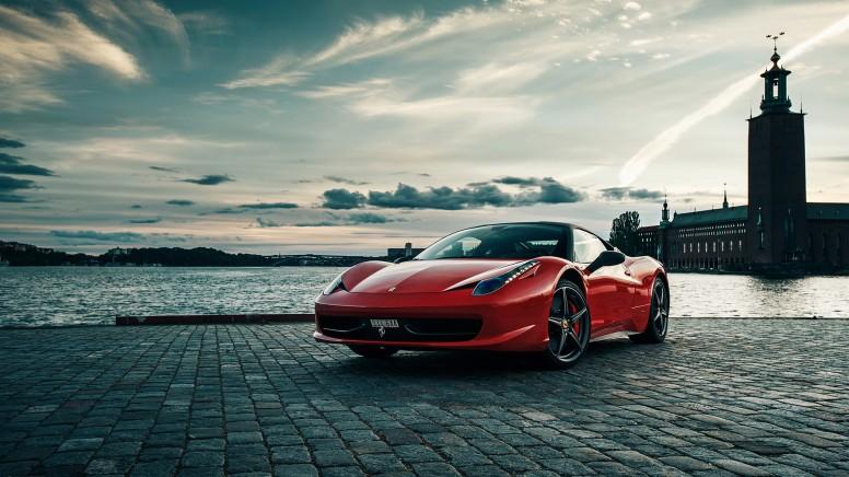 Cars Ferrari 458 Italia 4k Wallpapers Resources Mi Community