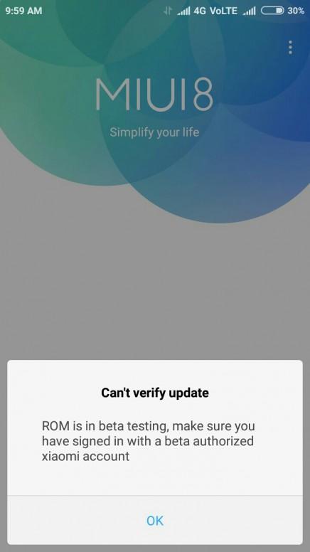 How to get Beta authorized Xiaomi account - MIUI General - Mi