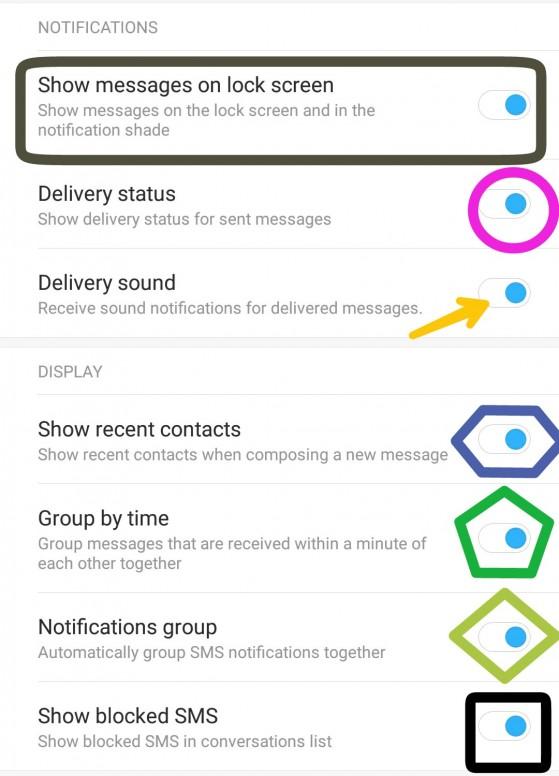 Miui Feature Tutorial Mi Message Tips Tricks Mi Community