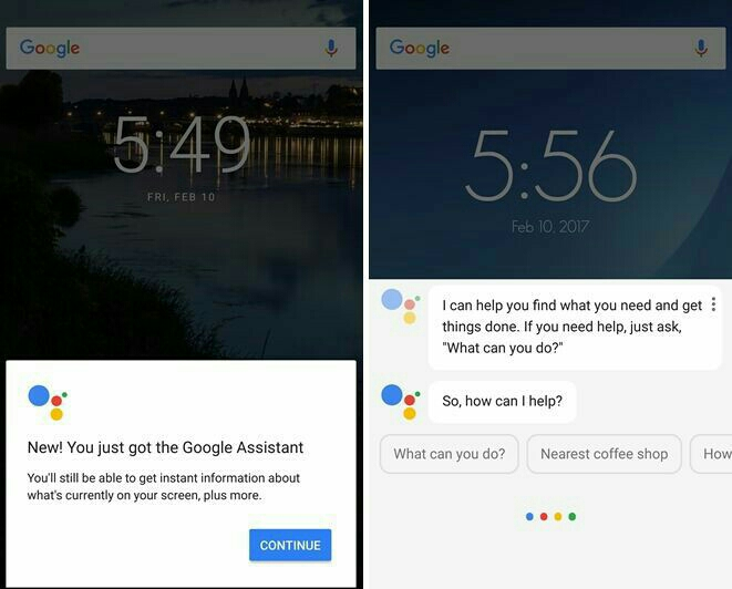 Download Google App 6 13 5 21 Alpha to get Google Assistant