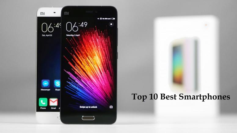 Xiaomi mi 5 ranked among the top 10 best performance smartphones