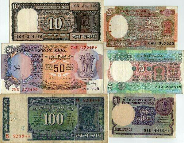 Know How An Old Collection of 1 Rupee Note Can Make You a