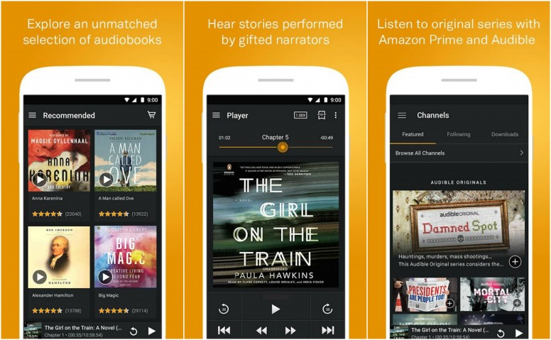 RT] [Mi Picks Recommended] 5 Awesome Audio Books App For Your Mi