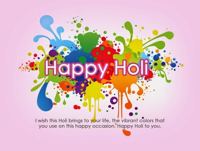 Happy holi guys