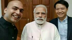 Xiaomi CEO Lei Jun meets PM Narendara Modi, assures more