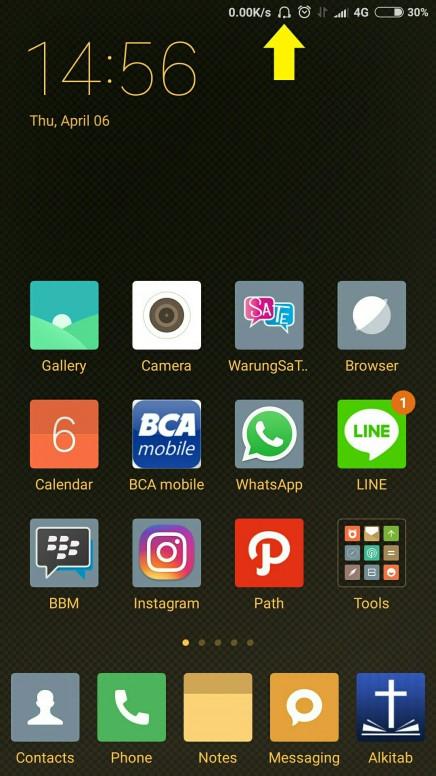 Mengatasi Redmi Mode Headphone Walaupun Headphone Sudah Dilepas