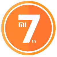 Xiaomi 7th Birthday
