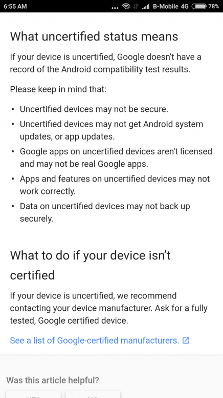 MIUI V8 2 2 for Mi5 doesn't solve