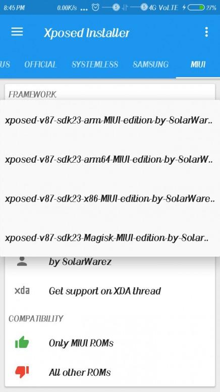 Magisk and Xposed on Redmi 4a - Redmi 4A - Mi Community - Xiaomi