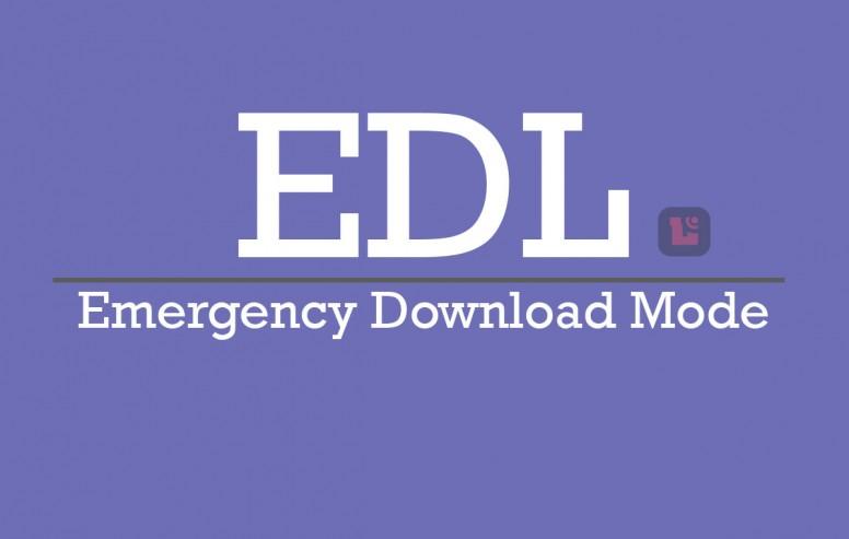 Reboot ke mode EDL dari Fastboot! Jangan Lagi Menggunakan Metode