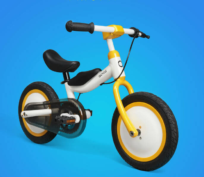 Xiaomi Mijia Launched Qicycle Children S Bicycle For 599