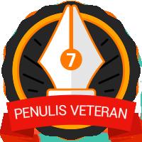 Penulis Veteran