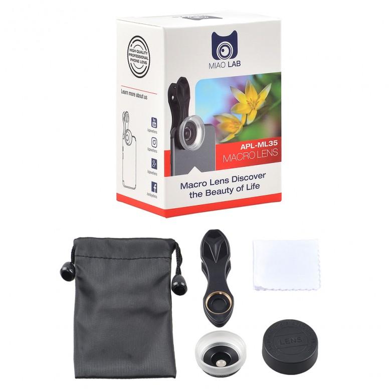 Apexel 15x Macro Lens with Mi 5 [Review/Samples]