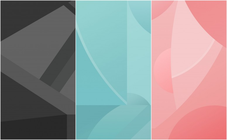 Rt Redmi 4x Geometric Design Stock Wallpapers For Your Mi