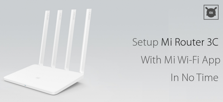 Setup Mi Router 3C with Mi Wi-Fi App in No Time - Mi Router 3C - Mi