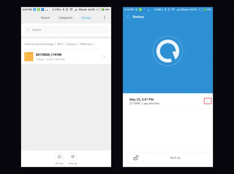 Explore MIUI] How to Factory Reset Your Mi Phone - Tips & Tricks