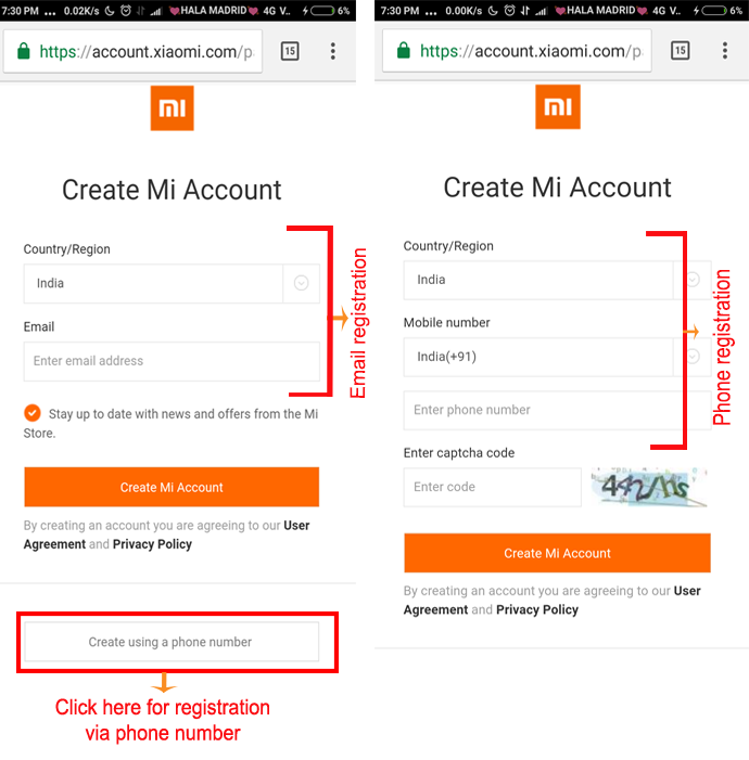 Mi Account FAQs: How to Setup, About Mi ID and Password
