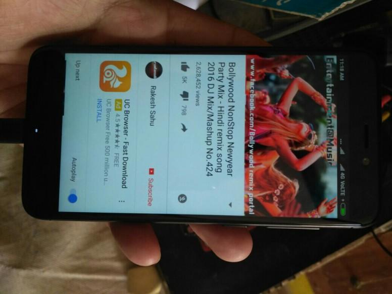 good phone kya bol de yr bole to fadu Moblie hai - Redmi 4