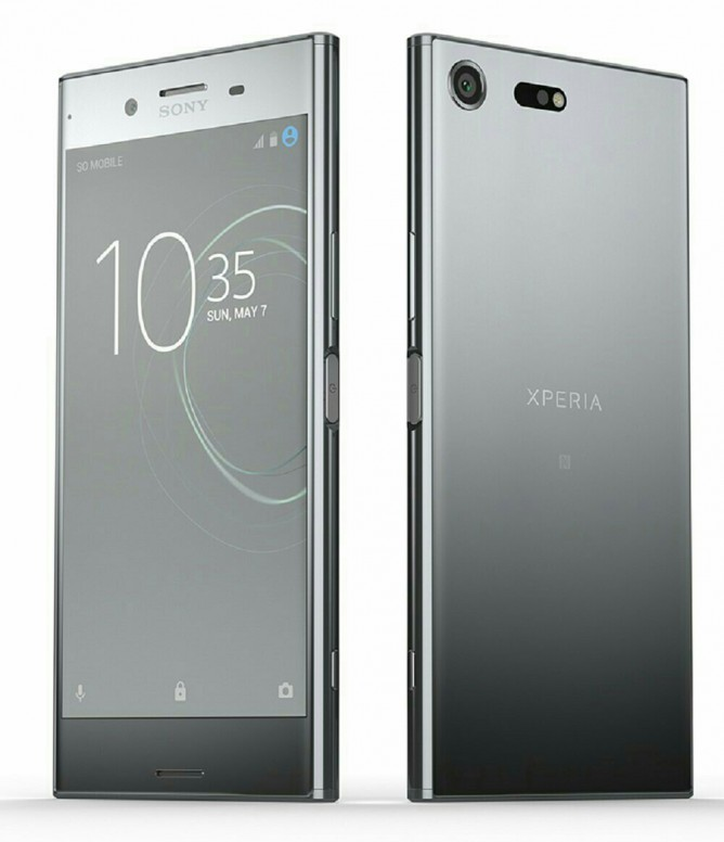 SONY XPERIA XZ PREMIUM (FIRST MOBILE WITH SNAPDRAGON 835 IN INDIA