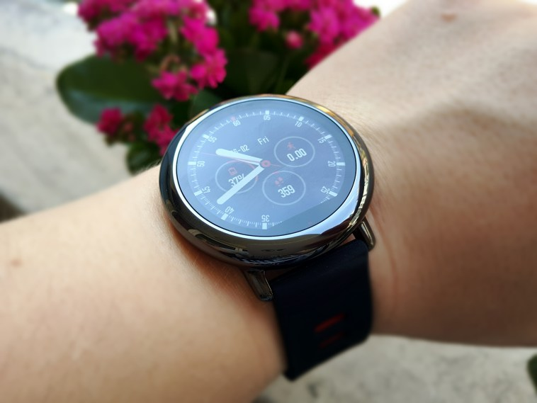 Xiaomi manual Download Amazfit Pace watch Face free