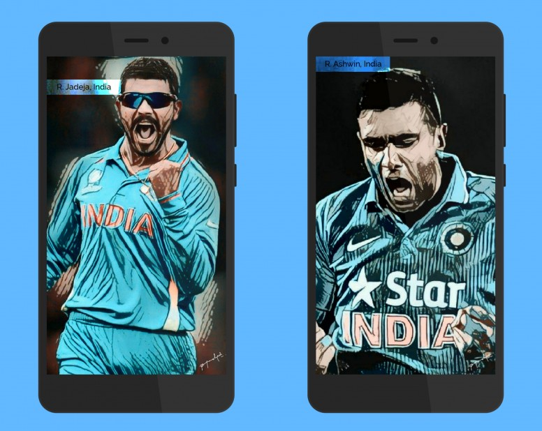 RTDesigner In Mi Cricket Wallpapers Champions Trophy 2017