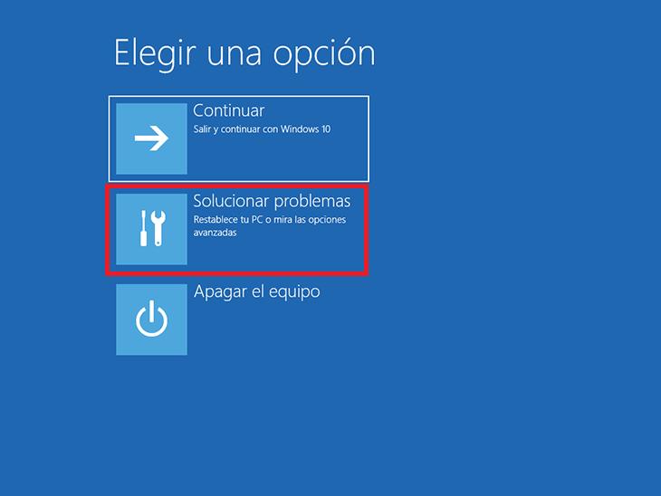 Deshabilitar el uso obligatorio de controladores firmados en Windows 8, 8.1 y 10