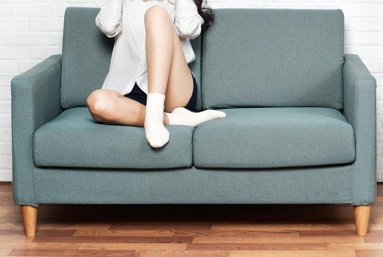 Xiaomi Launched 8h Independent Pocket Spring Cloth Sofa For 999 Yuan